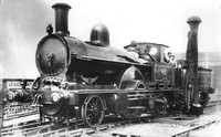 Webb 2-2-2-0 Dreadnought