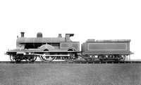 CRPRT B76 Webb 4-4-0 Alfred the Great