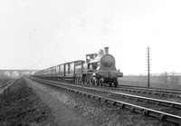 SW 51 Webb 4-4-0 Alfred the Great
