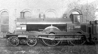 SW 52 Webb 4-4-0 Alfred the Great