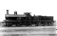 DNR 199 2-4-0 Webb 2-4-0 Improved Precedent