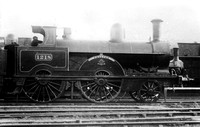 DNR 213 Webb 2-4-0 Improved Precedent.
