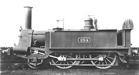 LNWRS 9285 2-4-0T Trevithick Goods Tank