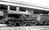 Webb 2-4-0 Improved Precedent
