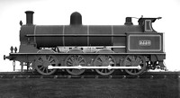 CRPRT B127 Whale 0-8-0 'C' Coal Engine