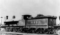LNWRS 355 Whale 0-8-0 'C' Coal Engine