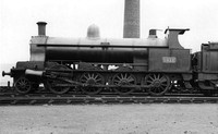 DNR 985 Whale 2-8-0 'E' Compound Coal Engine