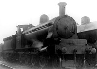 SOCB 354 Whale 2-8-0 'E' Compound Coal Engine