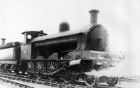LNWRS 898 Whale 2-8-0 'E' Compound Coal Engine