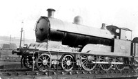DNR 657 Whale 4-6-0 Experiment