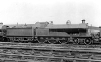 DNR 654 Whale 4-6-0 Experiment