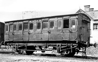 LNWRS 9537 Composite carriage