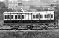 CRPRT OS107C Various 6 Wheeled Carriages.