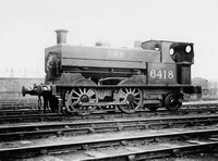 SOC 569 Webb 0-4-2ST Dock Tank