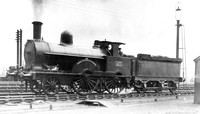 DNR 174 Webb 2-4-0 Improved Precedent.