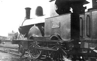 DNR 178 Webb 2-4-0 Improved Precedent