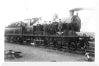 ECL 2 Whale 4-6-0 19 inch Goods