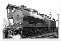 DNR 747  Cooke 4-6-0 Prince of Wales