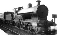 DNR 722 Cooke 4-4-0 Queen Mary