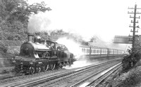 SOCA 561 Webb 4-4-0 Alfred the Great