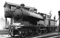 DNR 725 Cooke 4-4-0 Queen Mary