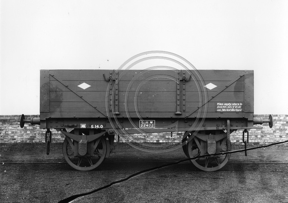CRPRT C169 Open wagon