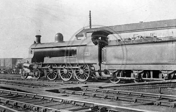 LNWRS 229 Webb 4-6-0 Bill Bailey