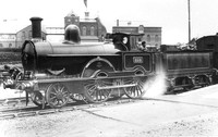 DNR 166 Webb 2-4-0 Improved Precedent