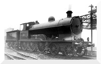 DNR 743  Cooke 4-6-0 Prince of Wales