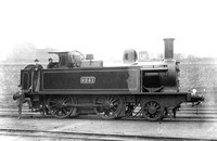 BGNR 5 Webb 2-4-0T Chopper Tank