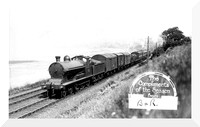 ECL 6Whale 4-6-0 19 inch Goods.