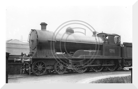 DNR 759 Cooke 4-6-0 Prince of Wales