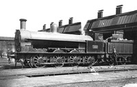 DNR 975 Whale 0-8-0 'C' Coal Engine