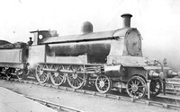 Webb Compound 4-6-0 Bill Bailey