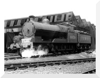 SOC 1214 Whale 4-6-0 19 inch Goods No. 8859