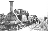 LNWRS 9225 2-4-0T Trevithick Goods Tank