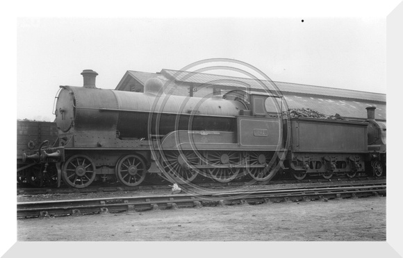 DNR 746 Cooke 4-6-0 Prince of Wales