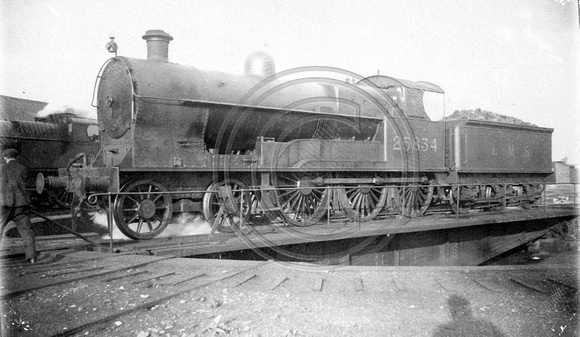 CPA 97 Cooke 4-6-0 Prince Of Wales