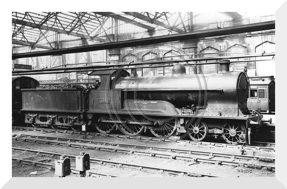 DNR 753 Cooke 4-6-0 Prince of Wales.