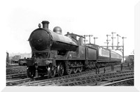 DNR 763 Cooke 4-6-0 Prince of Wales