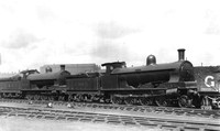 DNR 989 Whale 2-8-0 'E' Compound Coal Engine
