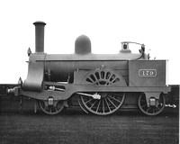 CRPRT OS79  2-2-2 Trevithick 6' single