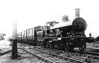 Webb 2-2-2-2 Greater Britain