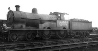DNR 729 Cooke 4-4-0 Queen Mary