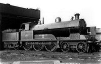 DNR 658 Whale 4-6-0 Experiment